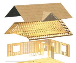 北海道の風土にあったツーバイフォー工法