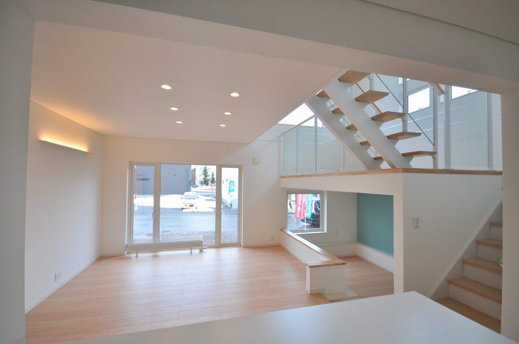 skip-floor-house