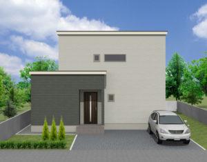 リバーサイドタウンsuenagaモデルハウス