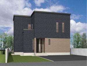 5条西3丁目モデルハウス