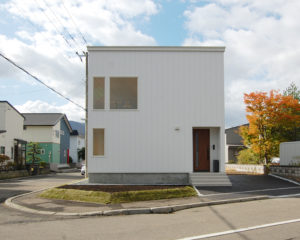 ラクリラ前田モデルハウス