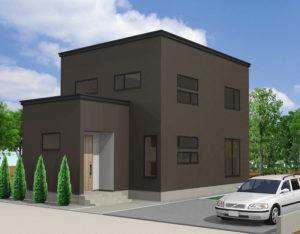 エストルナーレ新開町モデルハウス