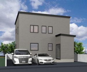 7条通モデルハウス